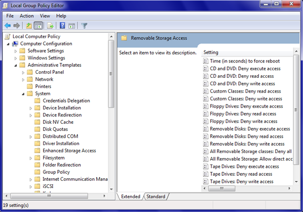 How to Enable or Disable USB ports In Windows 7